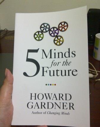 Howard Gardner, 2008